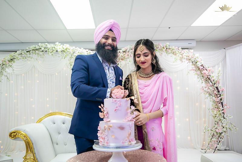 Sandeep & Manmeet l Engagement