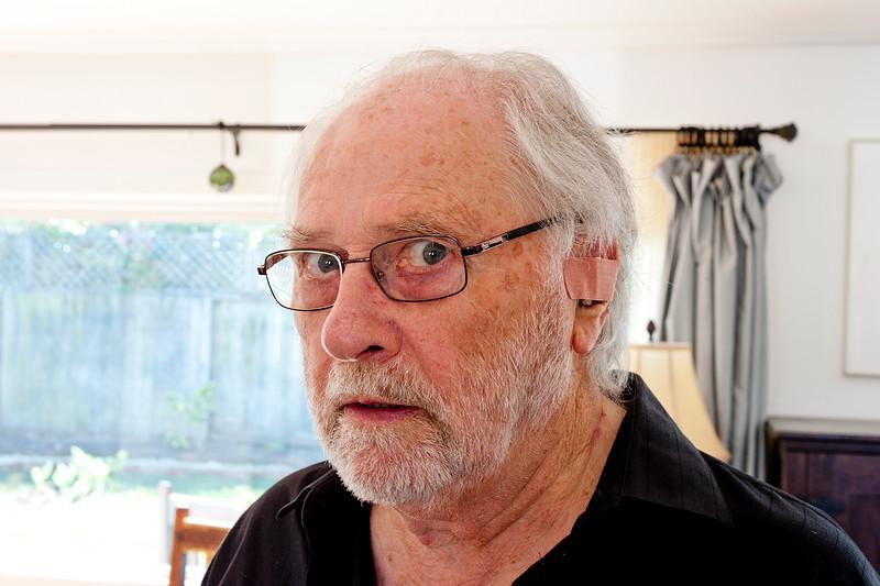 Dick Moore- San Rafael, CA