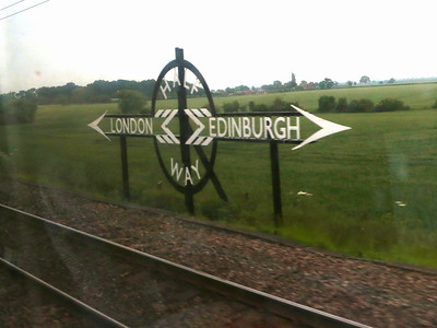 LNER Trackside Signs Revisited 2018