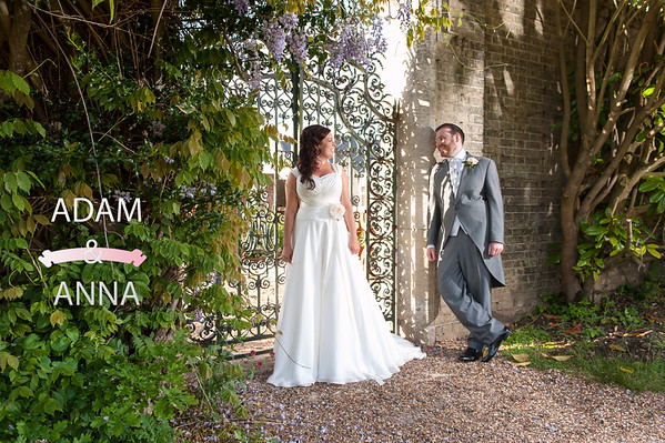 The Wedding of Anna & Adam