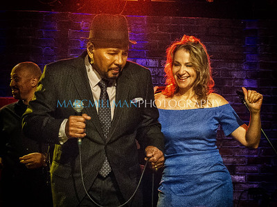 Aaron Neville- My True Story for PBS @ Brooklyn Bowl (Wed 11/28/12)