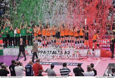 Volley 2002 Forlì - Volley Soverato | Finale #CoppaItalia #A2F
