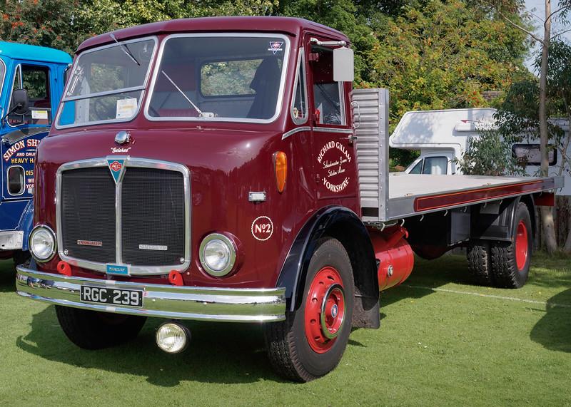 1955 AEC Mercury