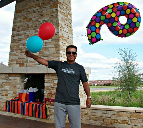 Drew's 9th Birthday Party
