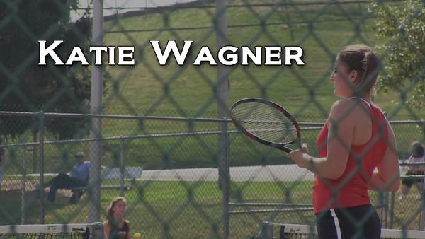 Katie Wagner - Tennis Highlights