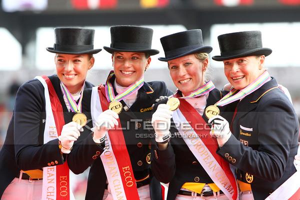 Blue Hors FEI European Dressage Championships 2013