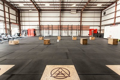 CROSSFIT SPACE PASADENA