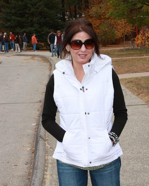 Rileys Halloween walk