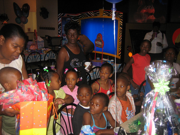 Jeremiah Flood's 2nd Birthday