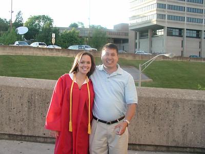 Elisabeth's HS Graduation 2005