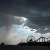 Santa Monica Storm Clouds
