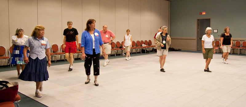 Clogging Workshop