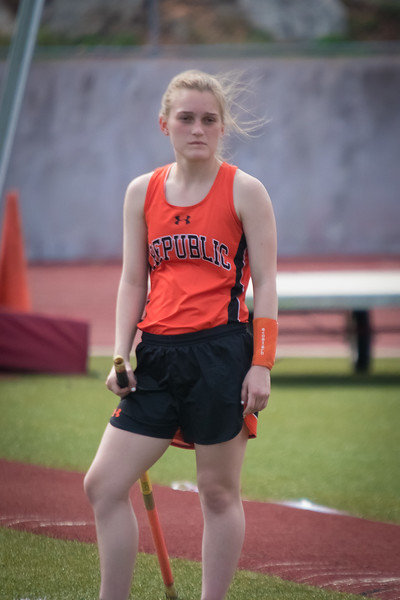 20180417 Ozark Invitational Track Meet
