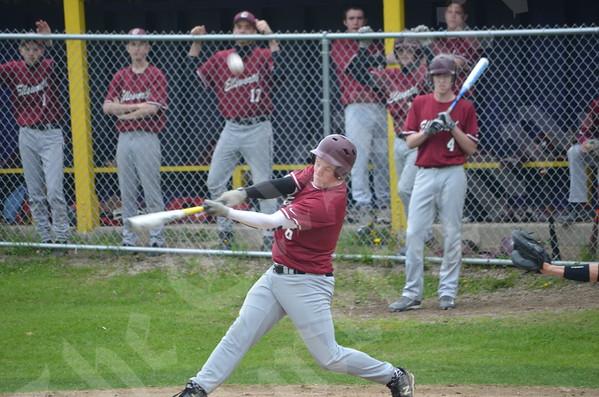 Baseball; Ellsworth vs Bucksport; 5/27