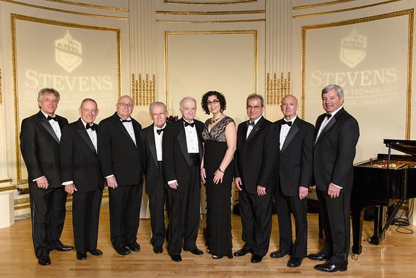 April 5, 2014 - Second Annual Stevens Awards Gala