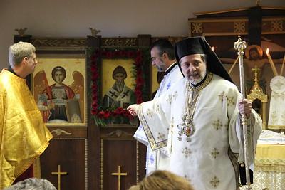 St. Spyridon Liturgy 2012
