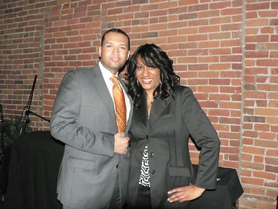 Black Men in Leadership - Behind the scenes photoshoot