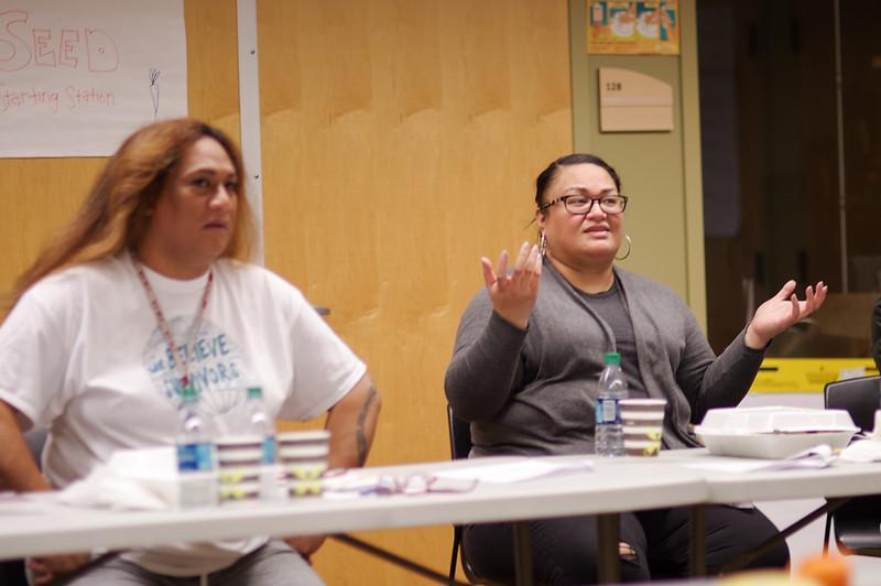 Pacific Islander Community Association Retreat