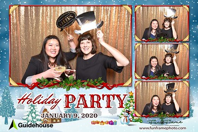 Guidehouse Holiday Party!