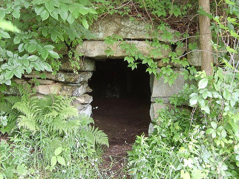 Rt. 301 stone chamber