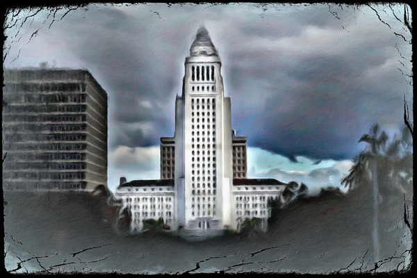 February 26 - Los Angeles City Hall.jpg