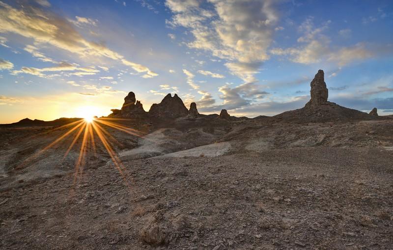 (2013-February 10-11)  Trona Pinnacles National Natural Landmark