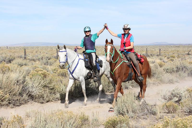 Oregon 100 endurance ride, Oregon