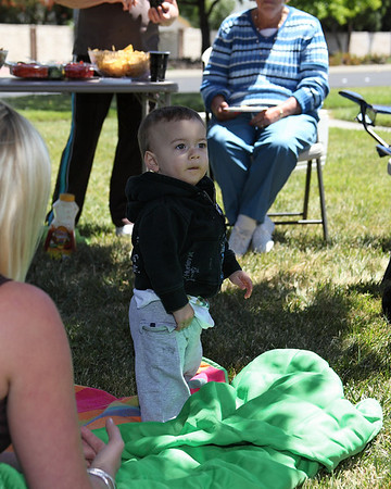 Mateo's 1st Birthday Party