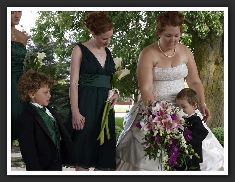 Bridal Party Family Shots at Stayner Gazebo 2009 08-29 011 .jpg