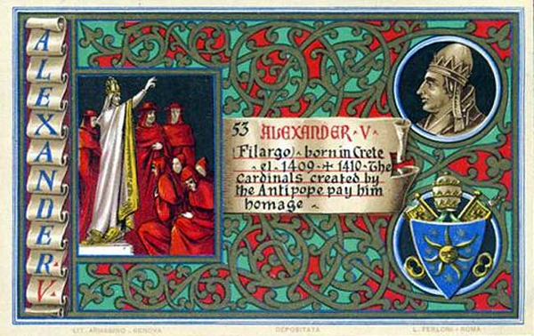 Antipope Alexander V