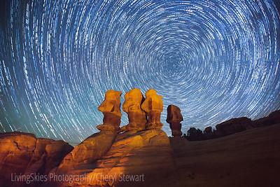 Aurora, Northern Lights, Milky Way