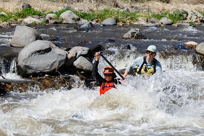 E. Fork Carson River - May 2021