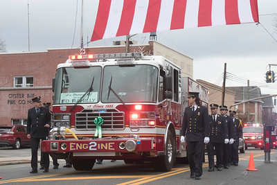 Ex-Chief Rahilly Funeral [1-16-21]