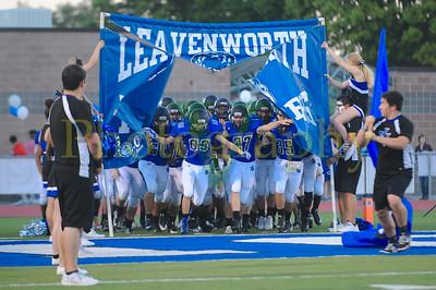 Leavenworth vs Lawrence Free State 2015