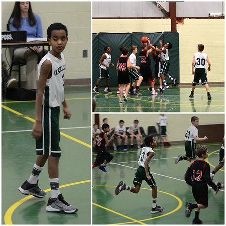 Boys' Basketball 2/9/17