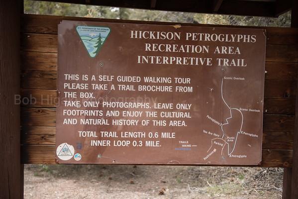 Hickison Petroglyphs