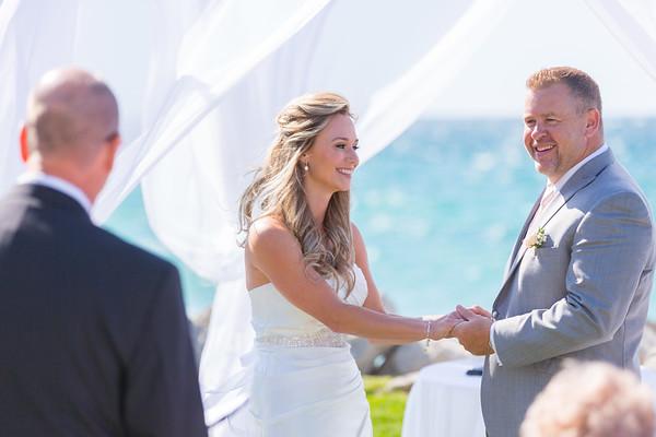 Jennifer + Bill Inn at Bay Harbor Wedding Photography
