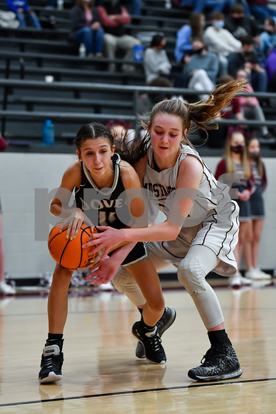 21_1_28 Jr Dover @ Jr Perryville  Jr girls Basketball