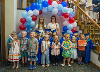 Emma's Preschool Graduation