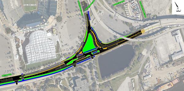 Hart Bridge Ramp Removal Plan