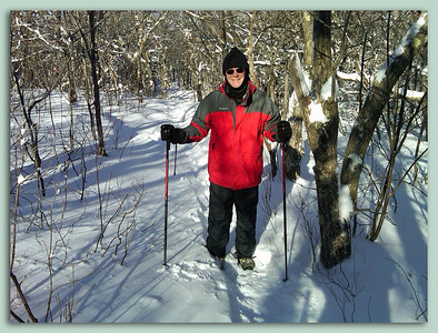 Winter Hike up Mt Wachusetts