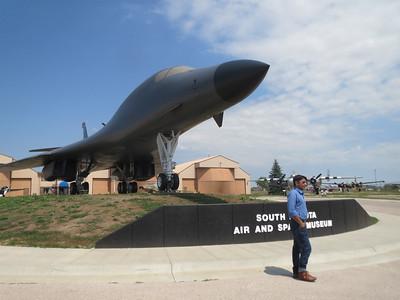 Ellsworth Airforce Base Museum