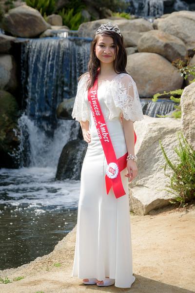 Kundirana Princess 2018.  4/8/2018