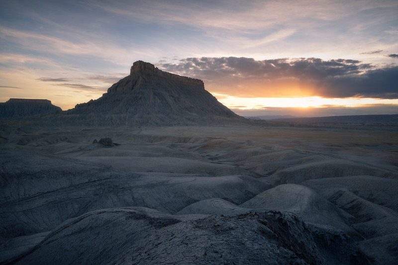 Another World || Factory Butte