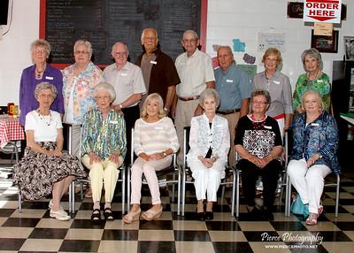 Crossville 1953 Class Reunion
