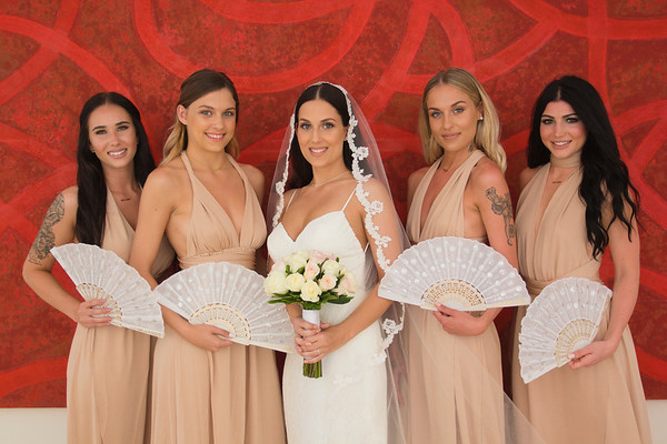 Bridal Party Website