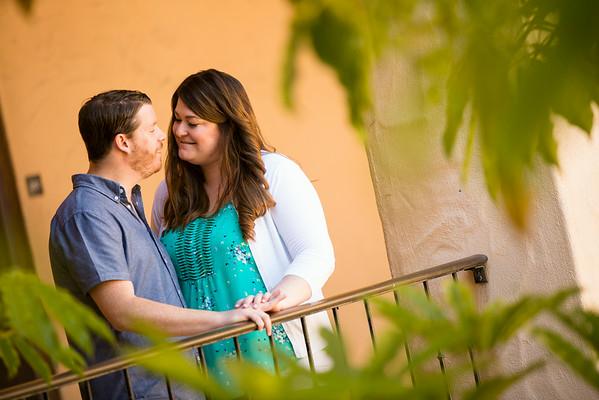 Angela & John @ Balboa Park