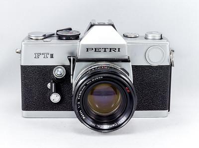 Petri FT II, 1971