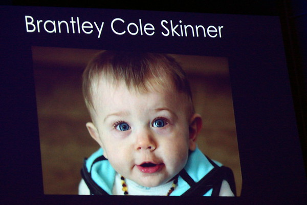 Brantley Cole Skinner's Dedication 5-14-2017