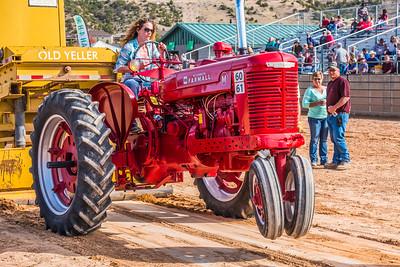 Tractor Pull Cedar City - 2018